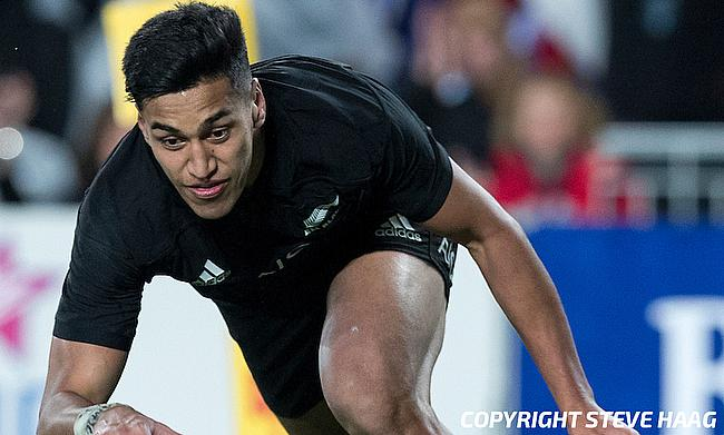 Reiko Ioane scored a double for Blues