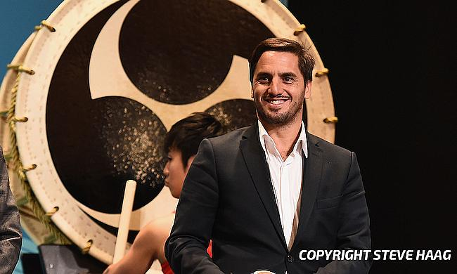 World Rugby vice chairman Agustin Pichot