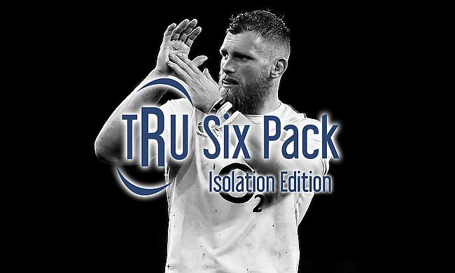 TRU Six Pack, Isolation Edition - Brad Shields, Wasps/England