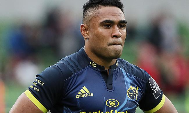 Francis Saili also played for Munster previously