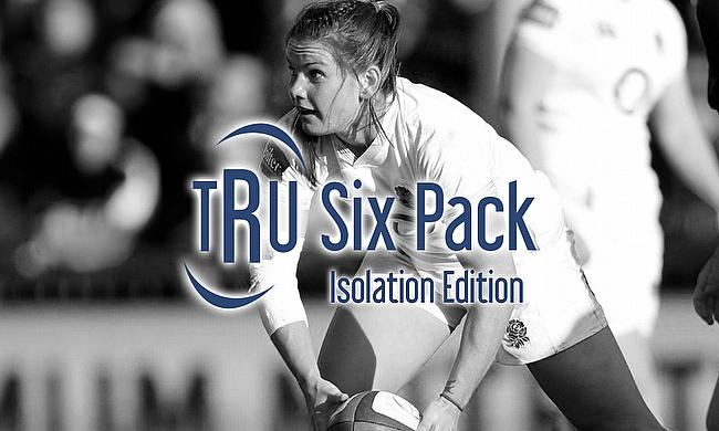 TRU Six Pack, Isolation Edition - Leanne Riley, Harlequins/England