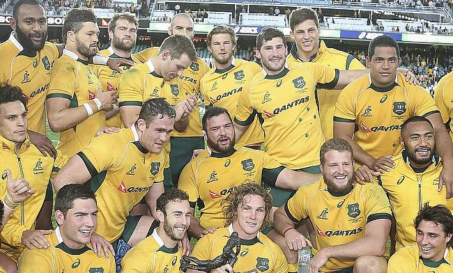 Australia last won the Rugby Championship in 2015