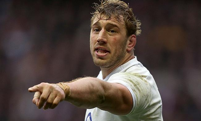 Chris Robshaw has played 66 Tests for England