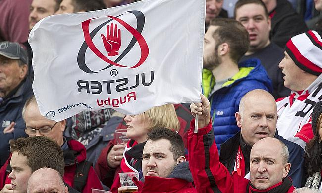 Ulster players have been given clearance to resume training