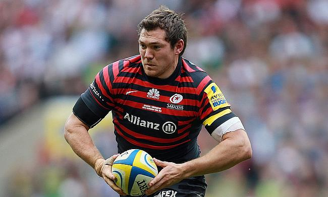 Alex Goode has been with Saracens since 2008