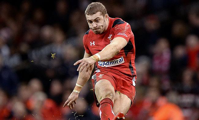 Leigh Halfpenny kicked nine penalties for Scarlets
