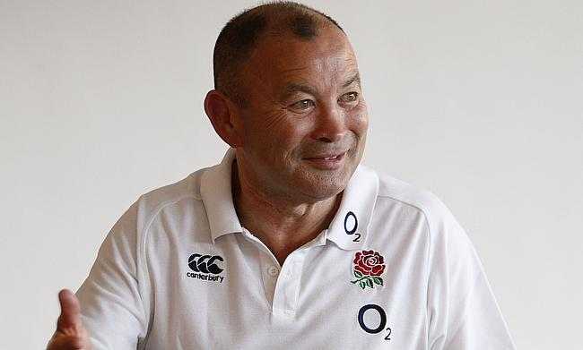 Eddie Jones guided England to World Cup final last year