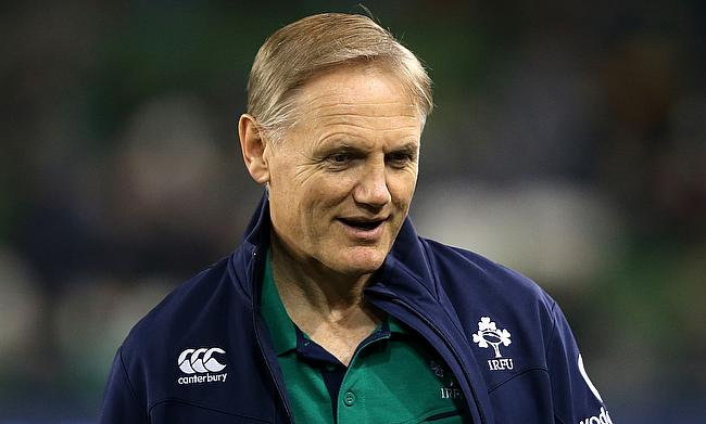 Joe Schmidt coached Ireland between 2013 and 2019