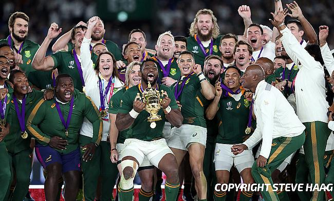 South Africa were given clearance from government to participate in international competition earlier this month