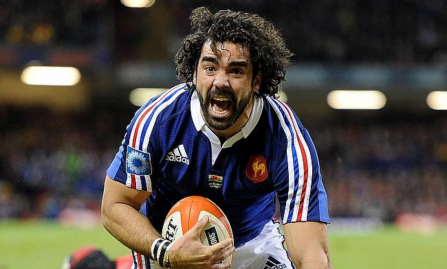 Yoann Huget has played 62 Tests for France