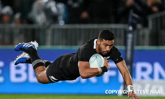 Richie Mo'unga returns at fly-half for New Zealand