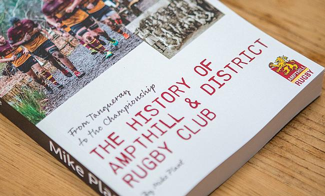 Book Review - From Tanqueray to the Championship: The History of Ampthill & District Rugby Club