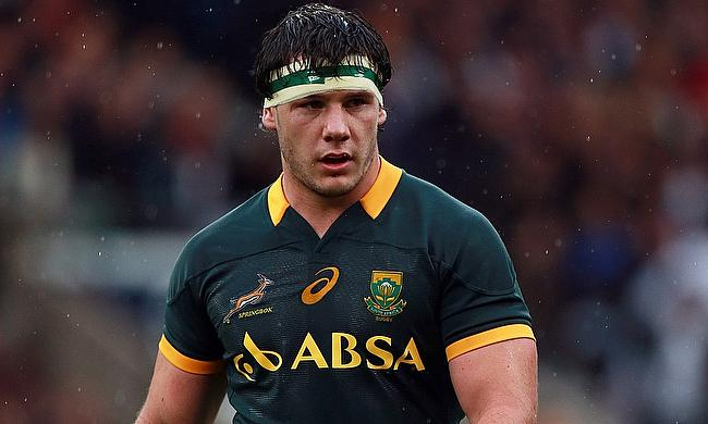 Marcell Coetzee has played 30 Tests for South Africa
