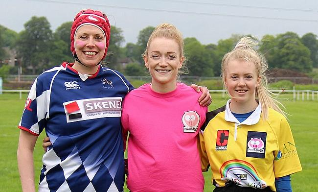 """She is a student of the game who knows it inside out"": The refereeing rise of Hollie Davidson"