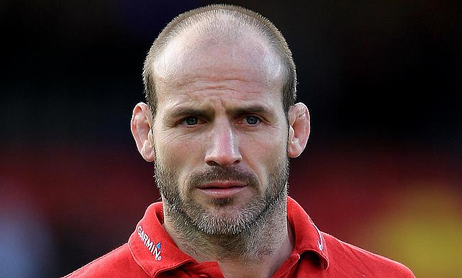 Paul Gustard joined Harlequins in 2018