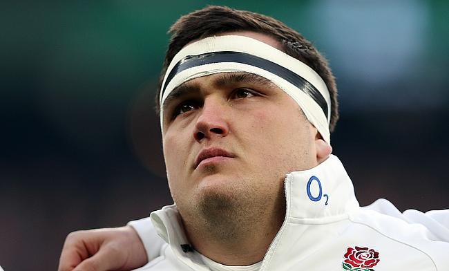 Jamie George returns to England line up