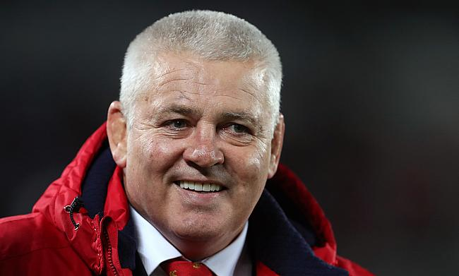 Warren Gatland will be in charge of the British and Irish Lions when they tour South Africa