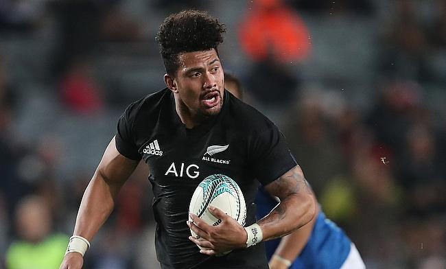 Ardie Savea was appointed Hurricanes captain ahead of the 2021 season
