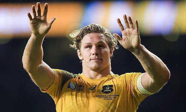 Capitán de Australia Michael Hooper