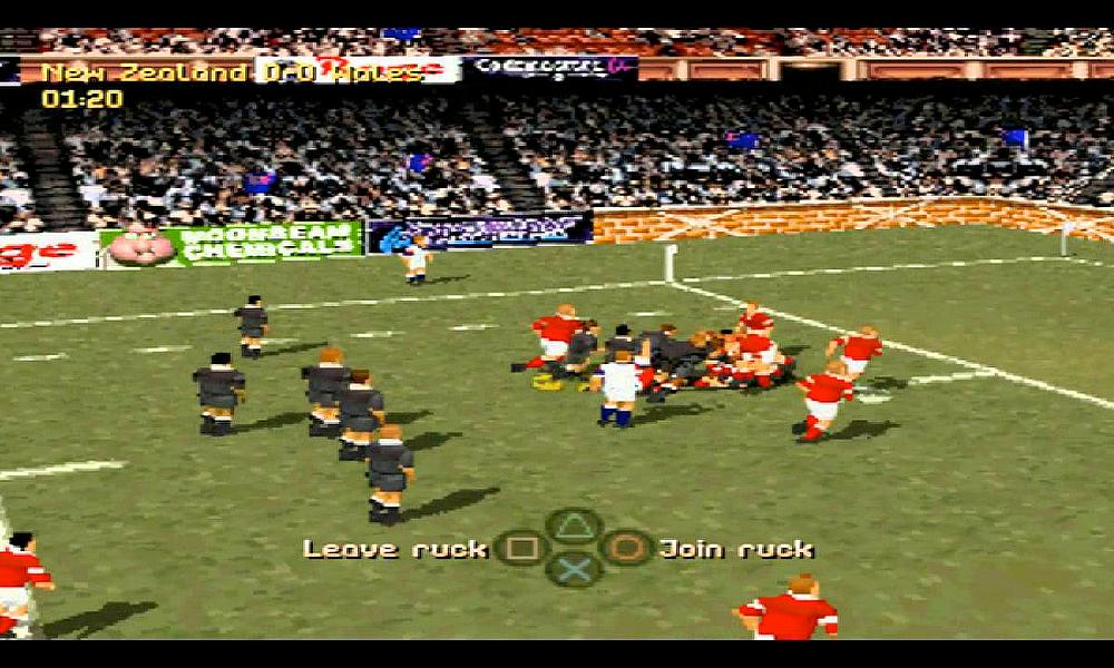 What Are The Best Rugby Video Games Of All Time