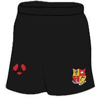 Mini/Junior Sublimated Shorts