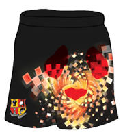 Sublimated Training Shorts